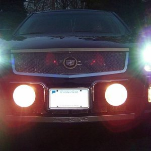 HID and PIAA Extreme Racing Lights
