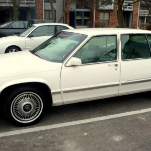 1992 DeVille purchased on 1 3 09 003