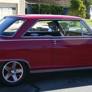 1964 Nova SS V8 4 Speed all numbers matching