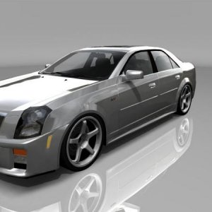 2004 CTS V Xbox 360 Forza 2 My custom paint job. Looks almost Identical to my real 2005 V.