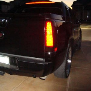 pics of the smoked tail lights