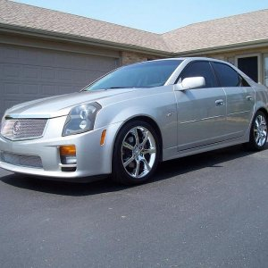 2006 cts with V-body