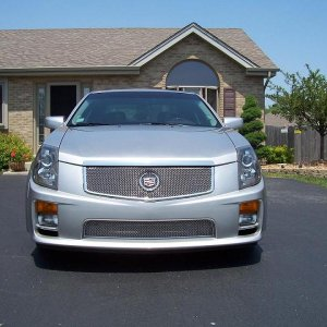 2006 cts with V body