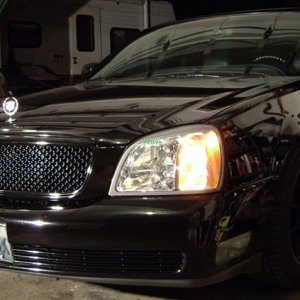 02 Deville with new grille