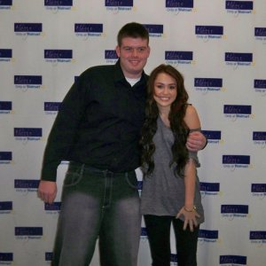 Me and Miley!!!!