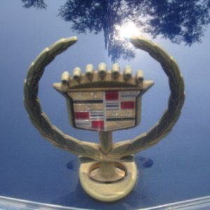 Cadillac Crest & Reflection