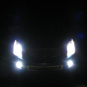 Normandy SRX New 6000K Lights and LED Fog's