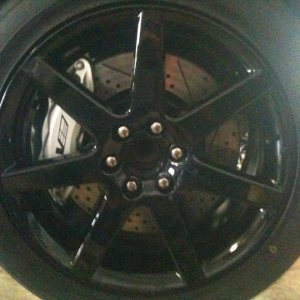 rims and brakes