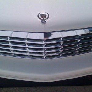 Cadillac Grilles