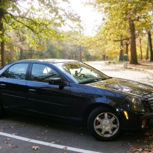 2003 Cadillac CTS Pictures