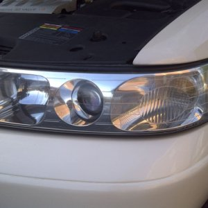 STS Driver Headlight