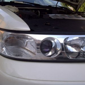 STS Pass Headlight