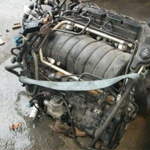 06 Cadillac DTS engine