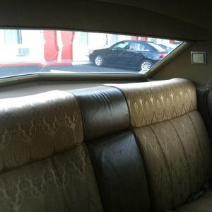 caddy seat