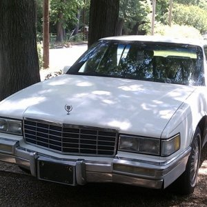 My '91 Caddy