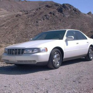 2000 cadillac sls Death valley CA